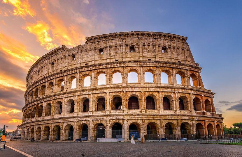 History of Rome Italy