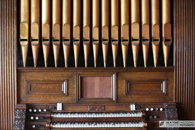 endicott estate organ at endicott
