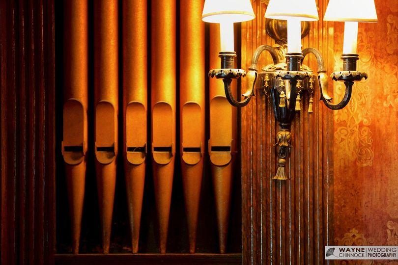 endicott estate piano pipes