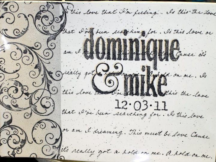 Tmx 1343326114197 IMG0755 Bohemia, NY wedding invitation