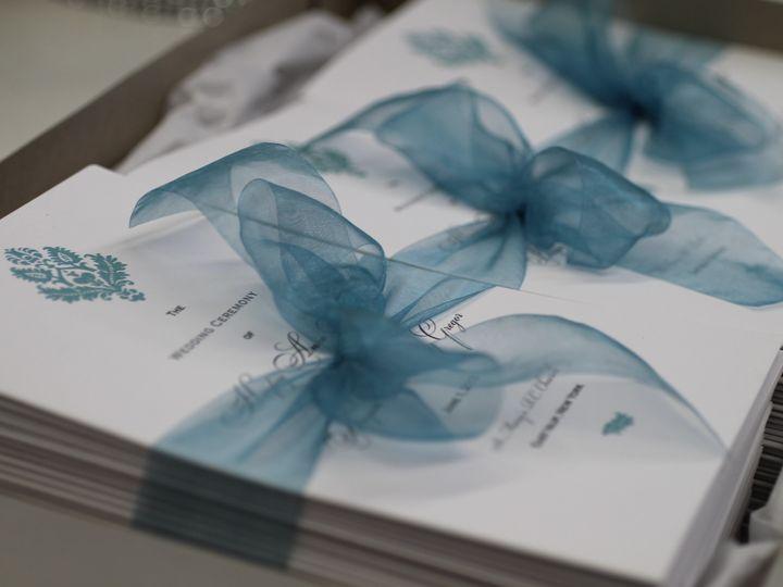 Tmx 1430408976591 Img2550 Bohemia, NY wedding invitation