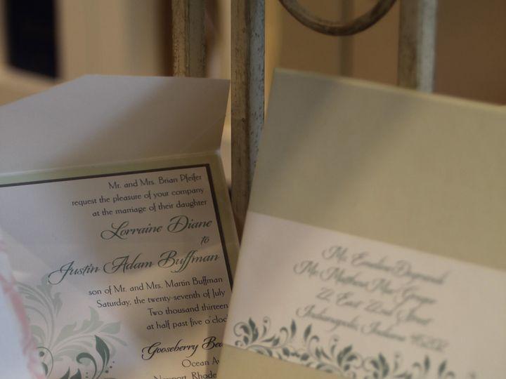 Tmx 1430409005833 Img3958 Bohemia, NY wedding invitation