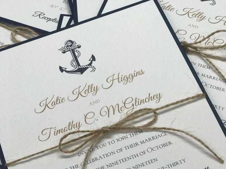 Tmx Img 0468 51 405877 158078443229330 Bohemia, NY wedding invitation