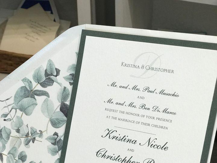 Tmx Img 1470 51 405877 158078431448453 Bohemia, NY wedding invitation