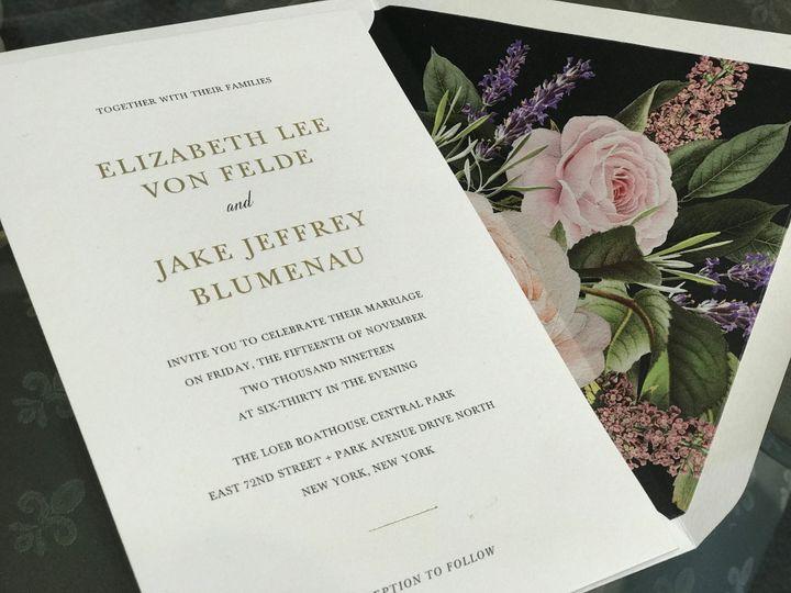 Tmx Img 1473 51 405877 158078432822234 Bohemia, NY wedding invitation