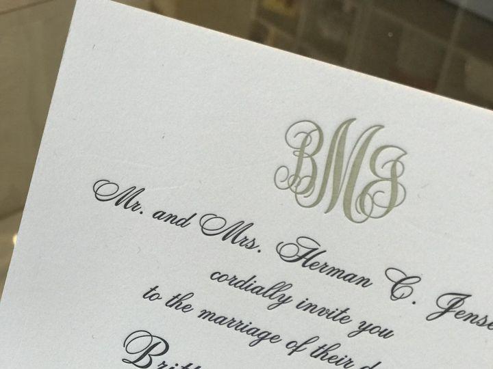 Tmx Img 5978 51 405877 160796528128643 Stony Brook, NY wedding invitation