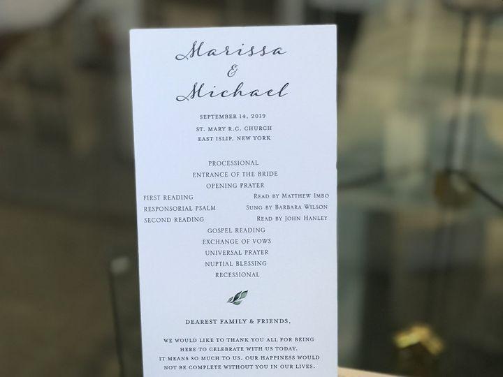 Tmx Img 6411 51 405877 160796464636619 Stony Brook, NY wedding invitation