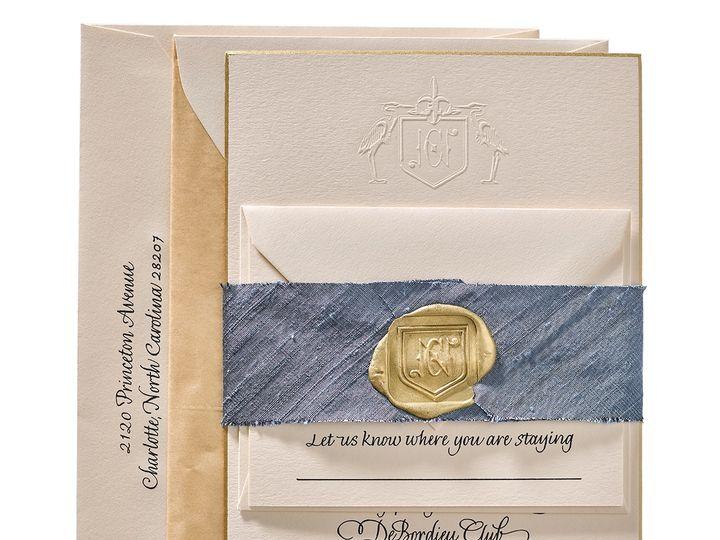 Tmx Wedding Smith Invitation 51 405877 160796485386383 Stony Brook, NY wedding invitation
