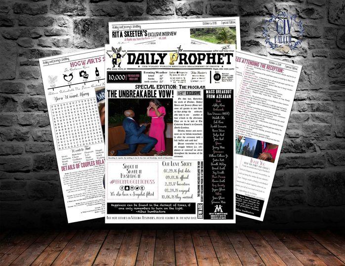 Daily prophet program