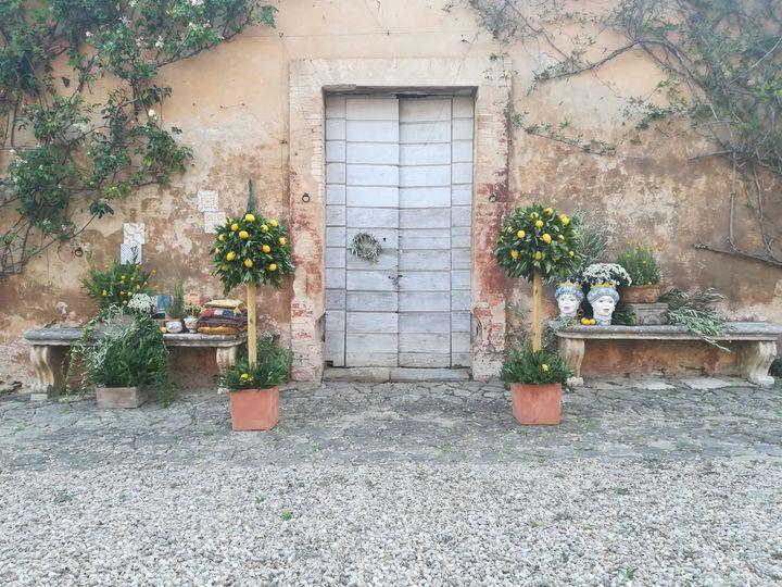 Sicilian style wedding