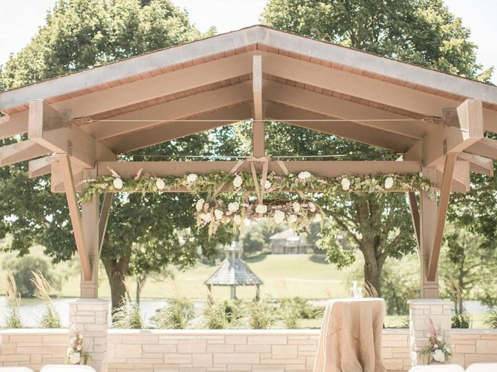 Tmx Bd Arch With Flowers 51 76877 157375747494515 Coralville, IA wedding venue