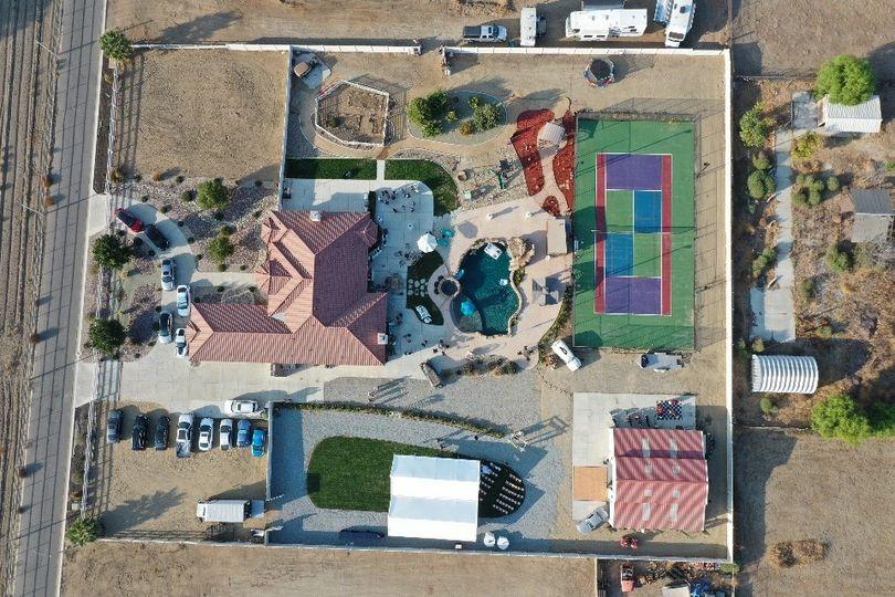 TreMar Ranch aerial