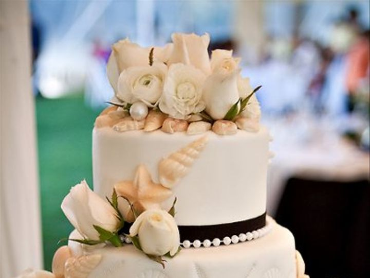 Tmx 1283130755369 Courtneycloseup San Luis Obispo, California wedding cake