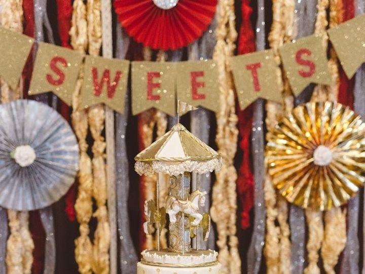 Tmx 1469465190314 Carousel Cake 2 San Luis Obispo, California wedding cake