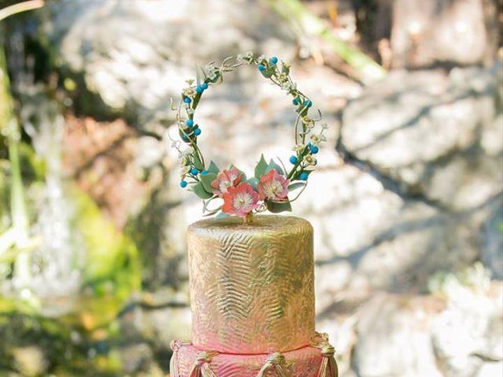 Tmx Boho Photo Shoot 51 367877 160780519431762 San Luis Obispo, California wedding cake