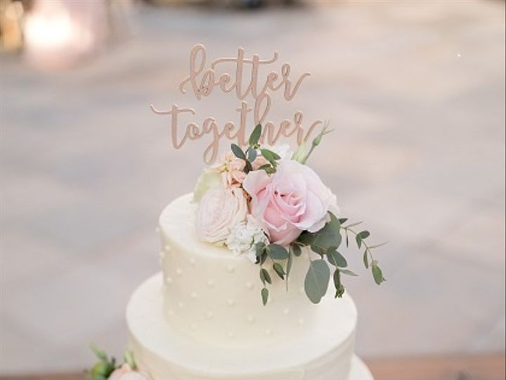 Tmx Central Coast Weddings Soft Romance 51 367877 160780435097127 San Luis Obispo, California wedding cake