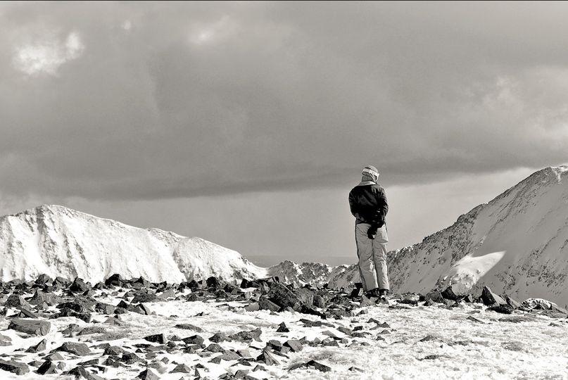 Valentines Day - Kachina Peak, Taos Ski Valley, New Mexico