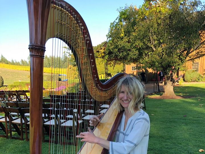 Tmx Harp At Beacon 51 1029877 Portland, OR wedding ceremonymusic