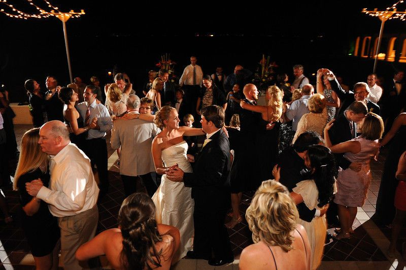 Dancing and Romance under the stars.