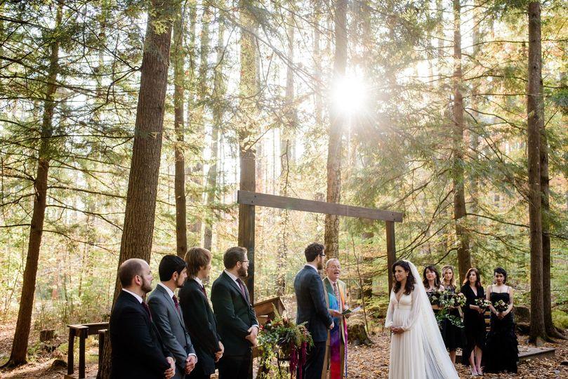 Ceremony-Hannah Photography