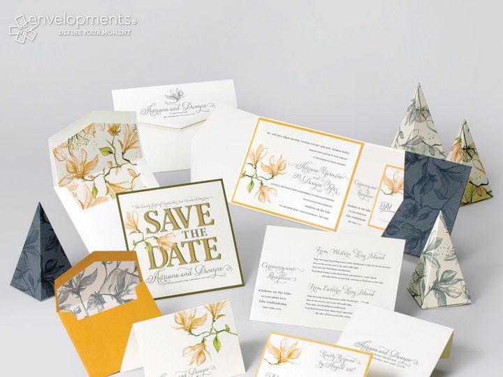 Tmx 1389027665512 Env  Winston Salem, NC wedding invitation