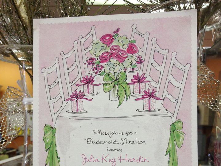 Tmx 1389037155683 Bridesmaid Lunc Winston Salem, NC wedding invitation