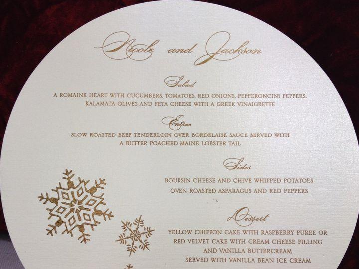 Tmx 1389037326011 Chrysson Men Winston Salem, NC wedding invitation
