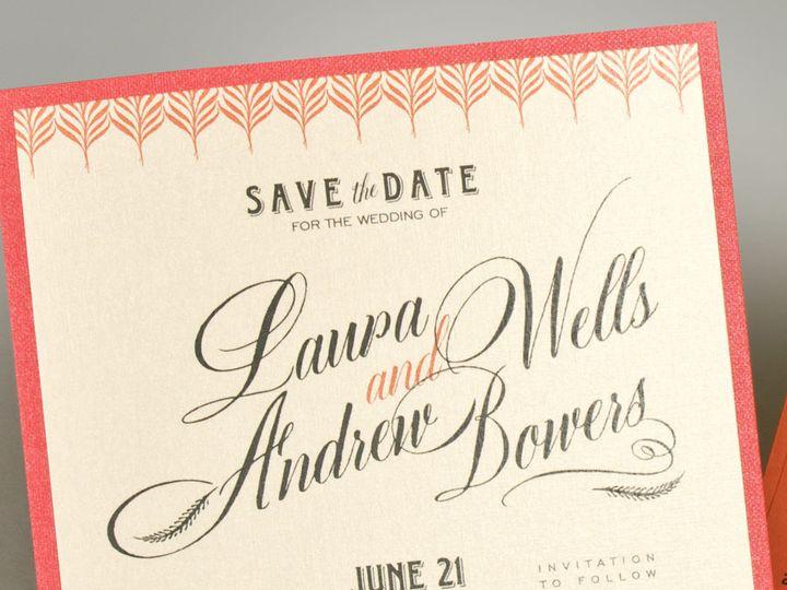Tmx 1389037549578 Env 7   St Winston Salem, NC wedding invitation