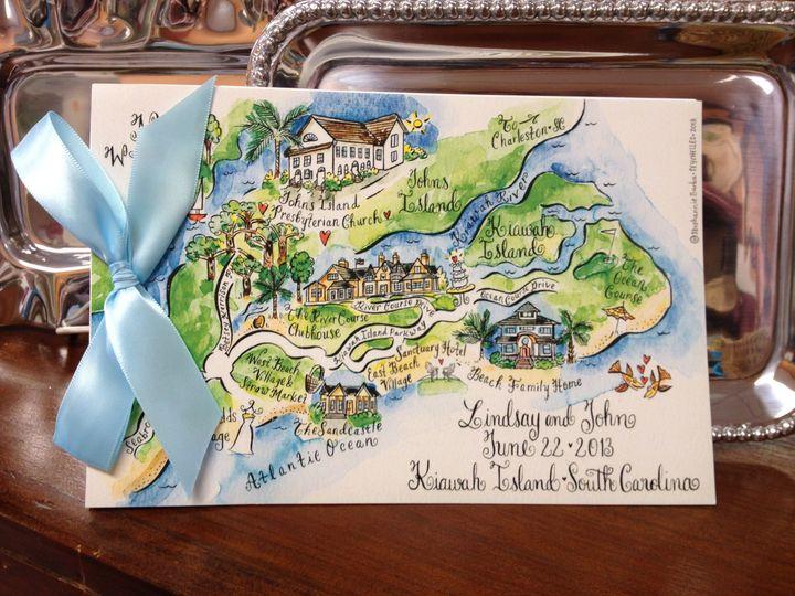 Tmx 1389038528187 Beach Weekend Bookle Winston Salem, NC wedding invitation