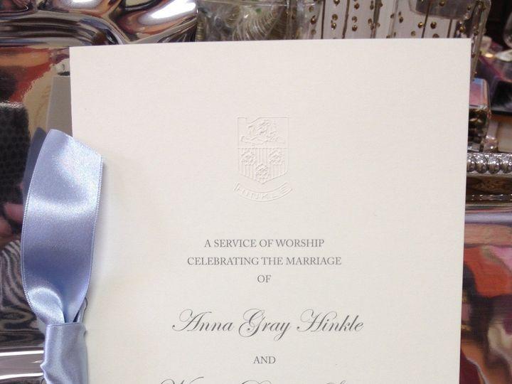 Tmx 1389038569405 Hinkle Progra Winston Salem, NC wedding invitation