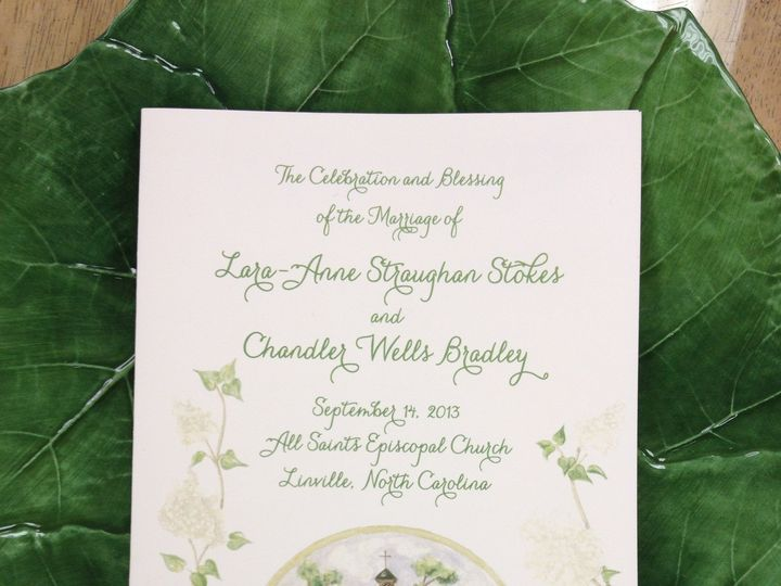Tmx 1389038582963 Stokes Progra Winston Salem, NC wedding invitation
