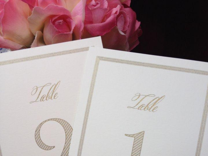 Tmx 1389038798293 Table Nos  Winston Salem, NC wedding invitation