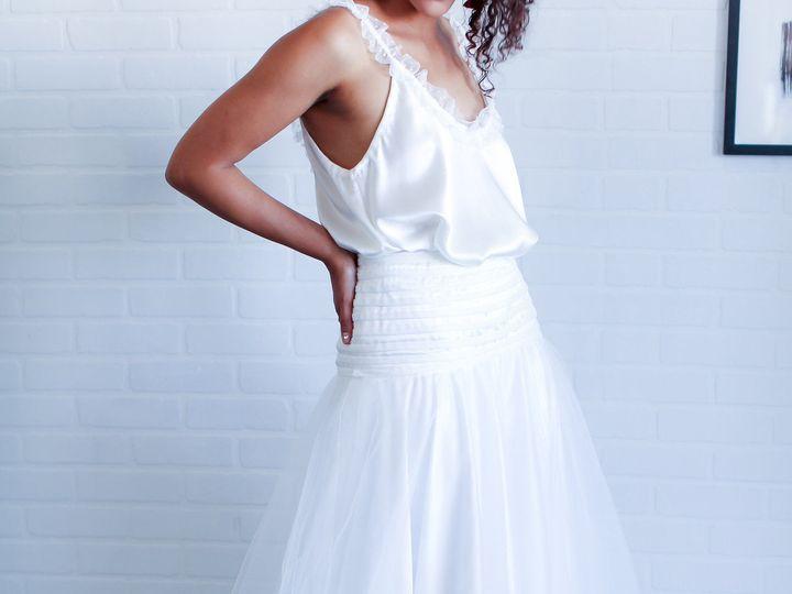 Tmx 1533343730 3266a7abbf49d0ac 1533343728 21633c82aada3366 1533343727903 40 Ivory White  Tull Chico wedding dress