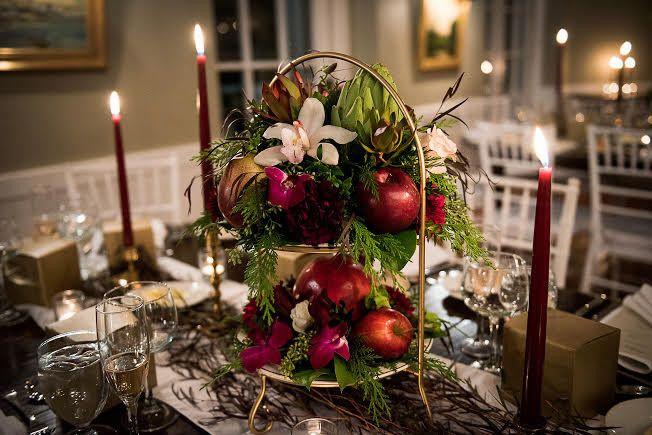 Tmx 1459303480679 Fruit And Flowers 2 Rochester, New York wedding florist