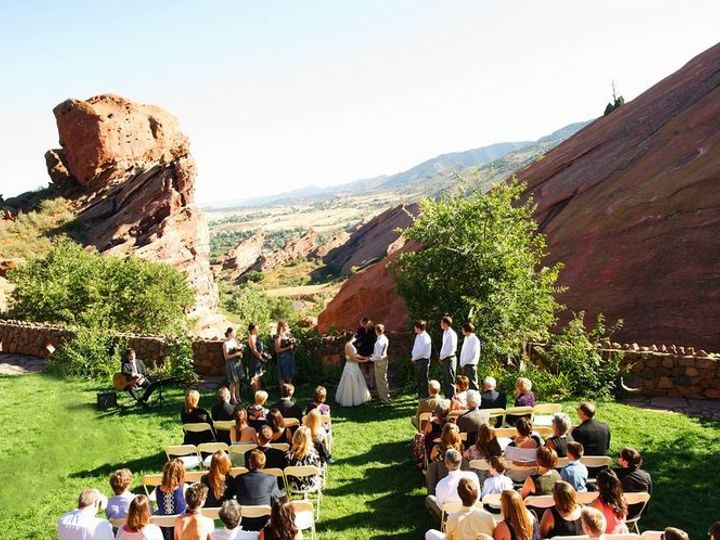 Tmx 1391440359566 Dana Red Rocks Ceremon Westminster, CO wedding planner