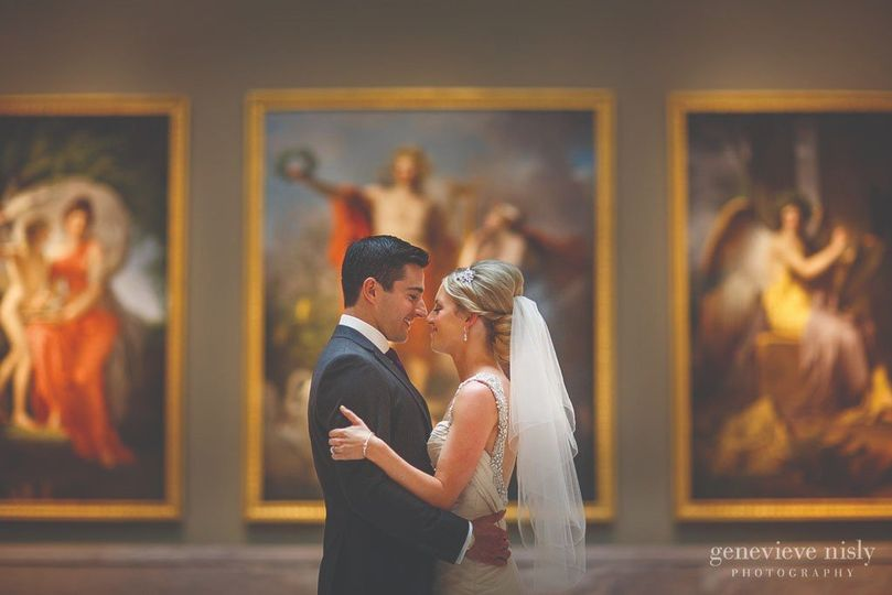 Couple in the Rotunda
