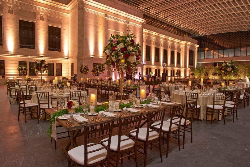 Ames Family Atrium - Reception