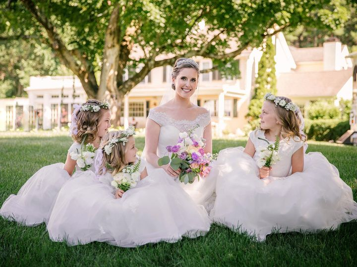 Tmx Bride With Flowergirls 51 913977 Boston, MA wedding photography