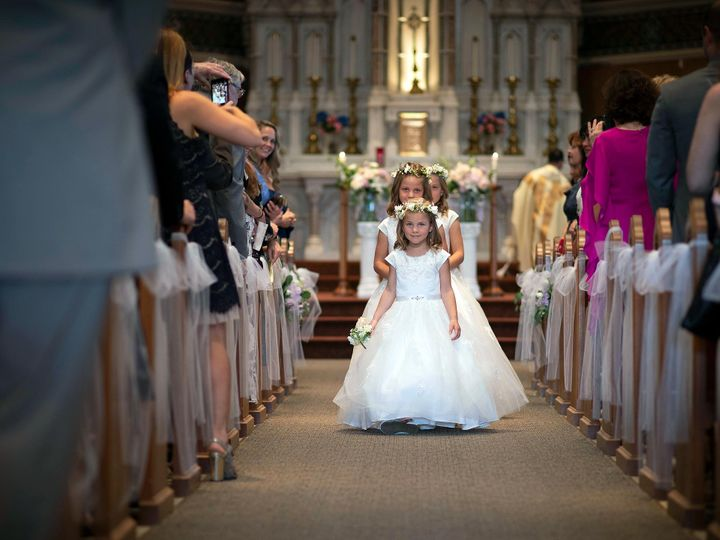 Tmx Flower Girls Church 51 913977 Boston, MA wedding photography