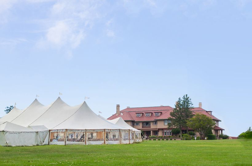 Exterior view of venue