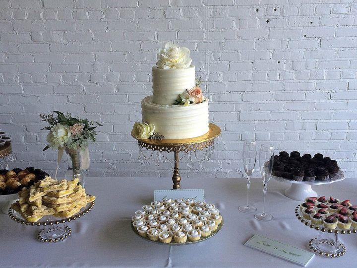 Tmx 1454621516294 Rustic Elegance Louisville, KY wedding cake