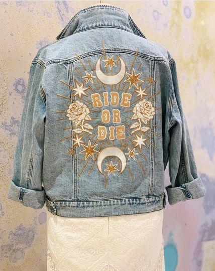 Rue De Seine jacket