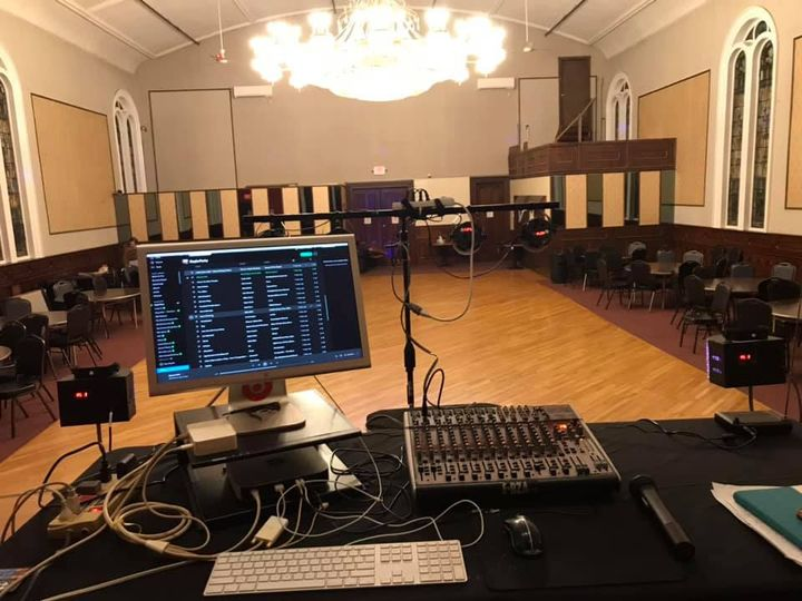 Tmx Setup 51 1005977 159967351737940 Rochester, NH wedding dj