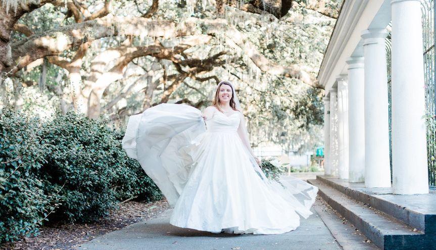 Savannah Wedding   Forsyth Par