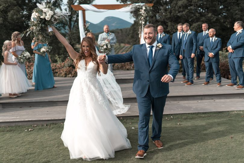 Wedding at Cenita