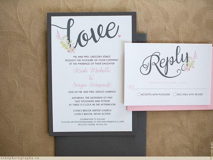 Tmx 1440695439509 20150516104358 2r5a4136 Yorke Parker Dam, CA wedding invitation