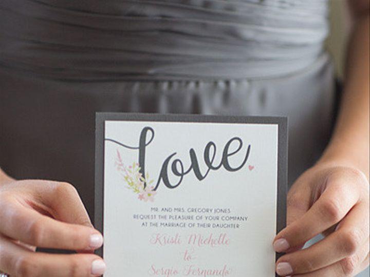 Tmx 1440695443961 20150516142341 588a7484 Yorke Parker Dam, CA wedding invitation