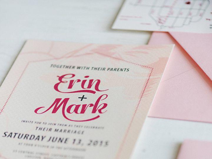 Tmx 1440695486413 Erin Mark Getting Ready 0003 Parker Dam, CA wedding invitation