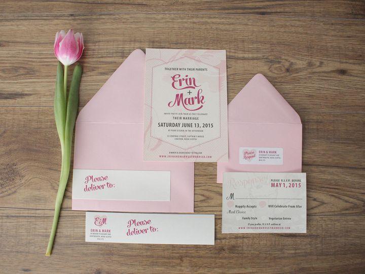 Tmx 1440695582923 Img9418 Parker Dam, CA wedding invitation