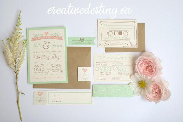 Tmx 1440695685827 Invites Katejay All Parker Dam, CA wedding invitation